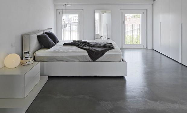 beton cire vloer met betonlook: prijs & realisaties, Deco ideeën