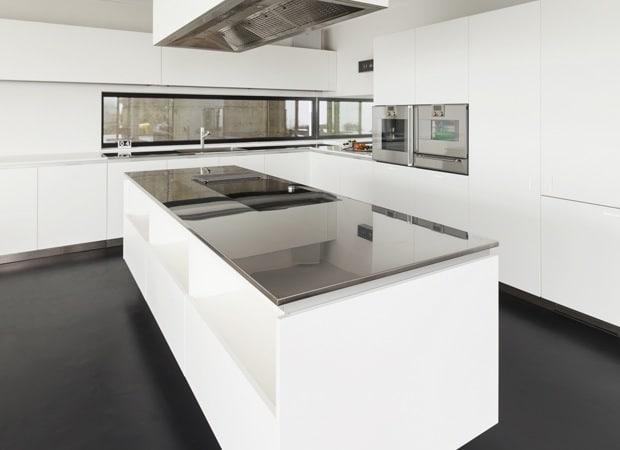 polyurethaan vloer keuken