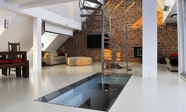 Polyurethaan vloer: Info - Voordelen & Prijs per vierkante meter