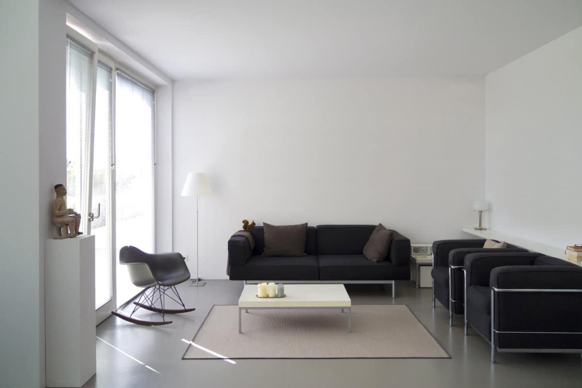 kunstharsvloeren woonkamer